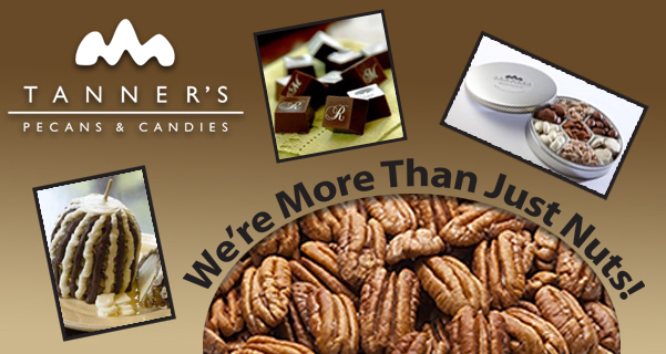 Roasted Pecans, Gourmet Chocolates, and Homemade Candies Since 1940